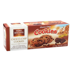 Feiny Biscuits Cookies Schoko Chip - 135g