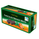 Maitre Truffout Chocolate Orange Mints - Zartbitter Täfelchen Orange/Minze 200g - 200g